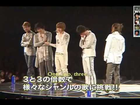 Tohoshinki 東方神起 - Saying out Numbers in Japanese creatively (DBSK TVXQ)