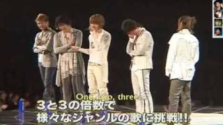 Tohoshinki 東方神起 - Saying out Numbers in Japanese creatively (DBSK TVXQ) thumbnail