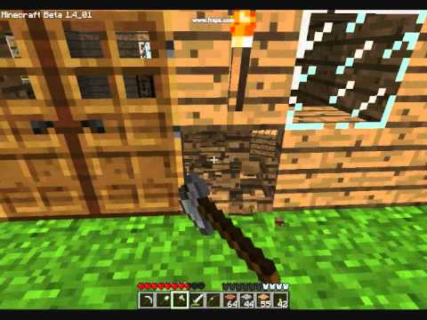 Minecraft Tips And Tricks Ep1 Dog Door Hd Youtube