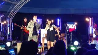 Irina Rimes feat. The Motans - &quotCel mai bun DJ&quot LIVE