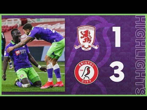 Middlesbrough Bristol City Goals And Highlights