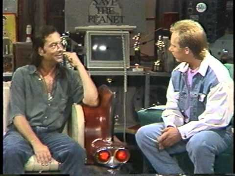 "Rich Mullins ""Fire By Nite"" Interview, 1992"