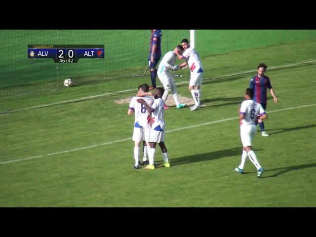 FC Alverca vs Alta de Lisboa - Resumo do Jogo