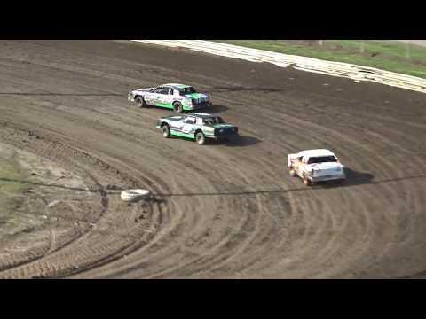 06/29/2019 Eagle Raceway Hobby Stock Heat #1