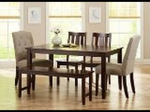 Better Homes And Gardens 6 Piece Dining Set Mocha Beige
