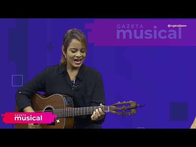 Cecy Tavares - Gazeta Musical (Bloco 3)