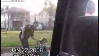 Road rage fight caught on tape ends in arrest