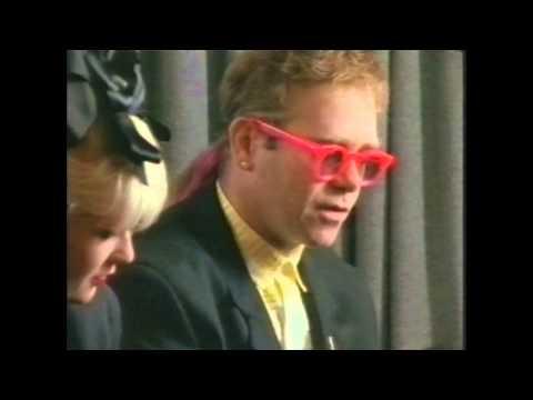 Elton John  Sex with Paula Yates 1986