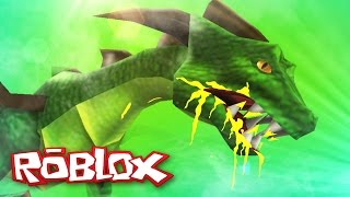 Roblox Adventures / Build Battle / Building an Acid Dragon!
