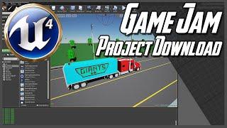 [Unreal Engine 4.9] UE4 Mega Game Jam Project Download