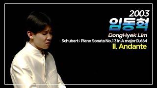 DongHyek Lim - Schubert : Pian…