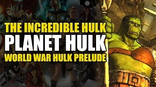 World War Hulk Prelude (Planet Hulk Vol 2: Armageddon)