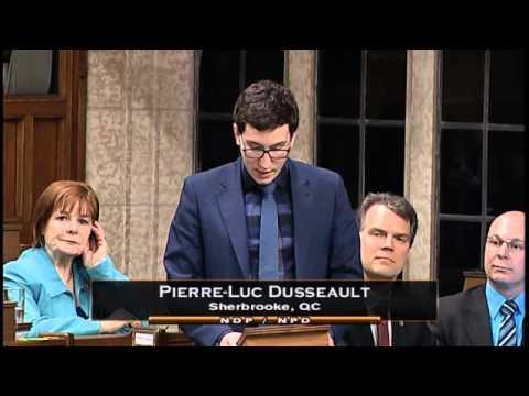 Pierre-Luc Dusseault pour un régime fiscal équitable