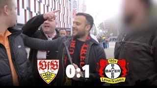VfB STUTTGART VS BAYER LEVERKUSEN │STUTTGART ZURECHT IM KELLER!