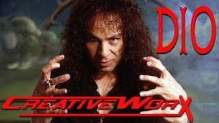 Ronnie James DIO - RW Induction & Interview 2007