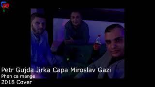 Petr Gujda Jirka Capa Miroslav Gazi - Phen ca mange | Cover | 2018