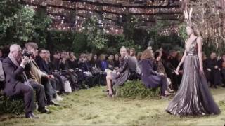 Модный показ дом Диор 2017