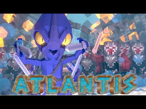 Minecraft | Atlantis Adventures - JACK & THE HAMMERHEAD SHARKS! #13