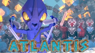 Minecraft | Atlantis Adventures - JACK & THE HAMMERHEAD SHARKS! (Minecraft Roleplay) #13