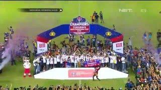 Arema Juara Torabika Bhayangkara Cup 2016