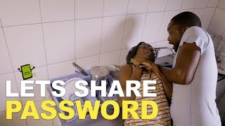 Lets Share Password | BUSTOP TV