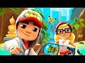 SUBWAY SURFERS Bangkok - Jake And Tricky - Astonishing Subway Of Thailand