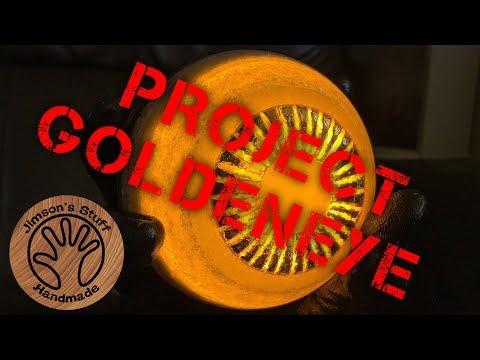 Making The Goldeneye Light