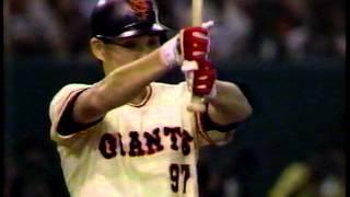 1988プロ野球 オールスター西崎VS原、ポンセ、呂 西崎幸広 検索動画 9