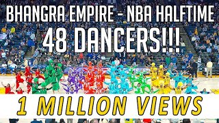 bhangra empire nba halftime show warriors vs suns 2018