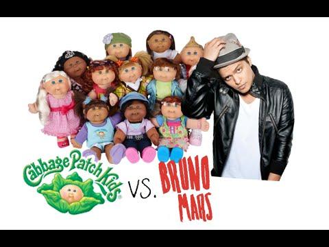 Cabbage Patch Kids do Uptown Funk RemixMashUp