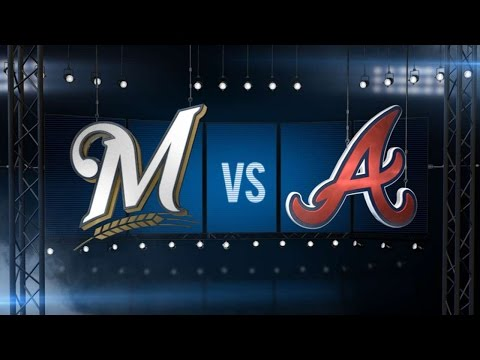 5/24/15: Foltynewicz dominates Brewers for the win