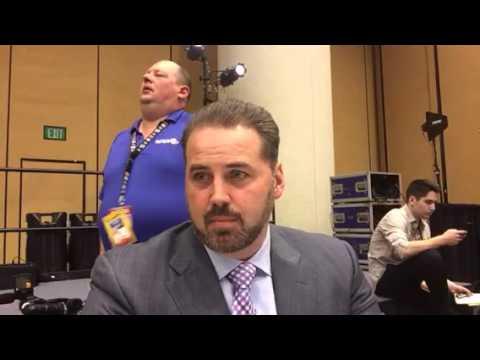 Shawn O'Hara Of NFL Network Talks Super Bowl 50 #SB50