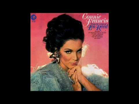 Connie Francis - Connie Francis Sings The Songs Of Les Reed [1969] (Full Album)