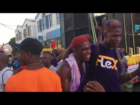 Antigua Carnival Jouvert Morning  2017