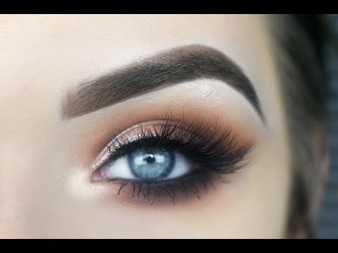 URBAN DECAY NAKED HEAT | Eyeshadow Tutorial