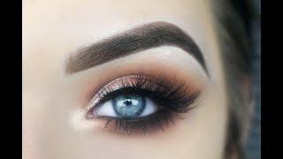 URBAN DECAY NAKED HEAT | Eyeshadow Tutorial