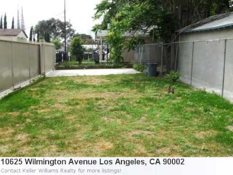 Los Angeles, Ca Real Estate For Sale - 10625 Wilmington Aven