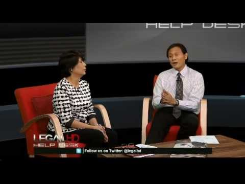 Legal Help Desk Episode 30 - Marriage 101: Requirements for Marriage