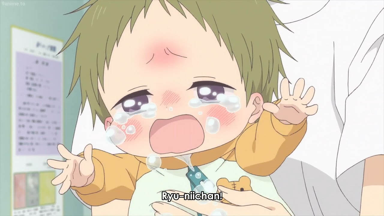 Kotaro and Nichan can't leave/ School babysitters  Best moments# 15/学園ベビーシッターズ