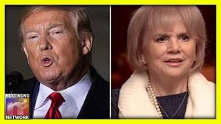 Linda Ronstadt Jumps on the Liberal Insult Train With Most SICK Lie Directed at Trump Yet