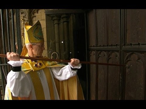Justin Welby Enthroned As Archbishop Of Canterbury