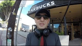 PHON-ER: VLOG 211 - IPHONE REPAIR @ STARBUCKS RESERVE BANNED AFTER THIS