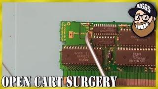 Open Cart Surgery - Legend of Zelda for NES