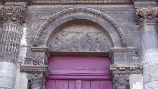 la chapelle St-Gabriel de Tarascon