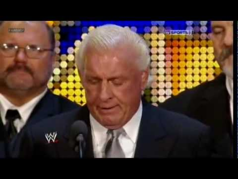 WWE Hall Of Fame 2012