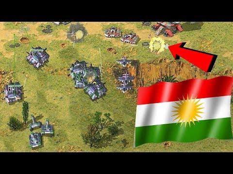 Playing with friend of Kurdistan Red Alert 2 Yuri's Revenge Online Multiplayer