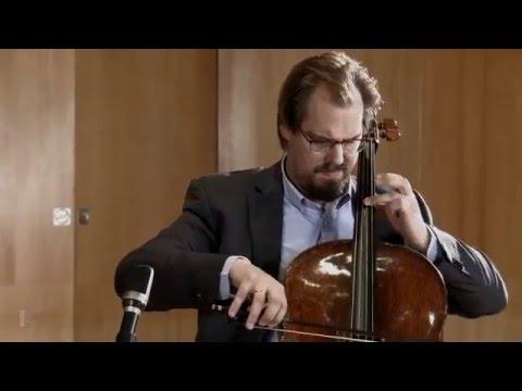Wolfgang Emanuel Schmidt performs Robert Schumann's Adagio & Allegro op. 70