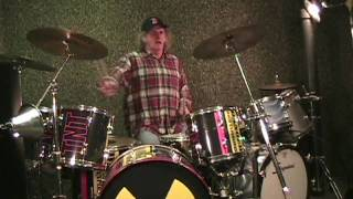 Heaven and Hell by The Who with Bert Switzer Playing Along on Drums