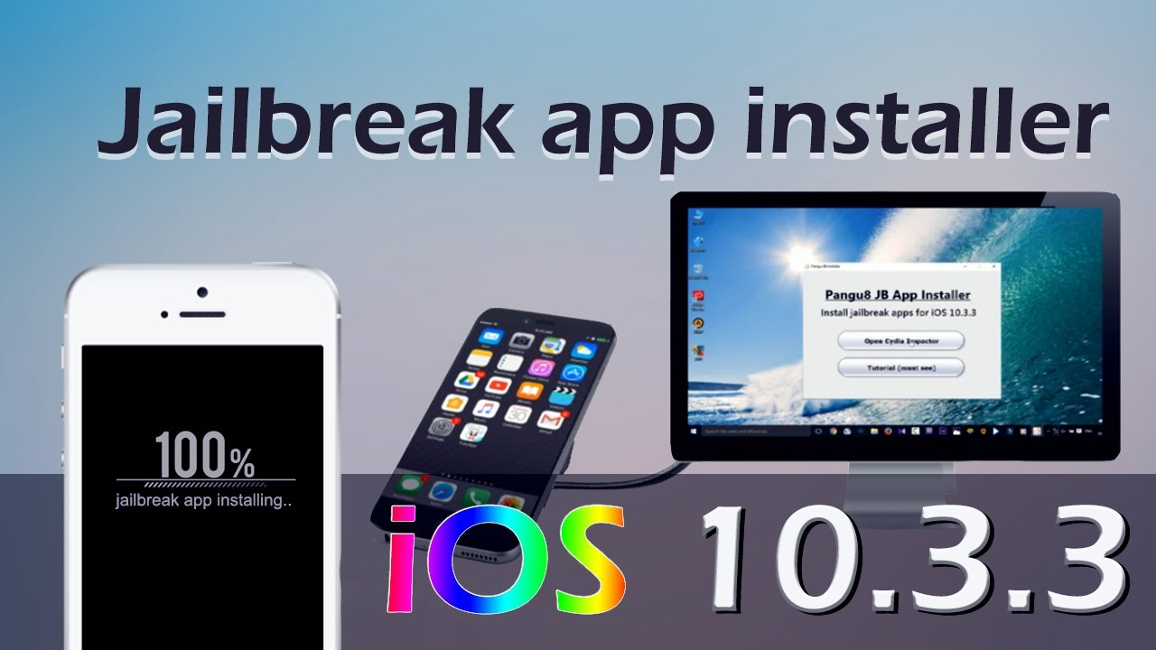 iOS 10 3 3 Jailbreak (updated to the iOS 10 3 4)