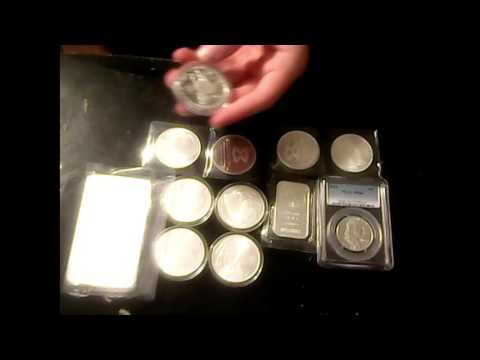 Silver, My adventures as a new stacker / Where to buy.